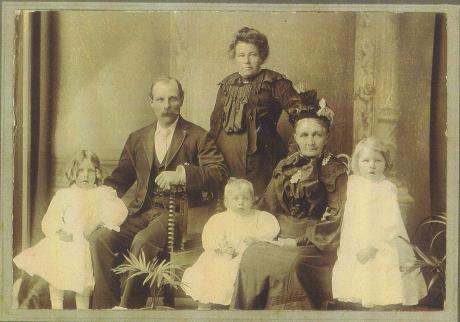 Jannes familj